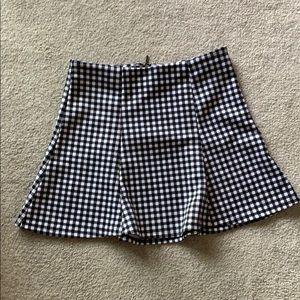 Seventeen a line pencil skirt
